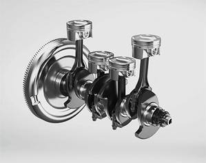 发动机连杆的强度分析与结构优化