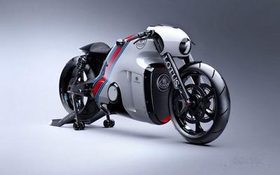 摩托车车架的刚度及强度分析
